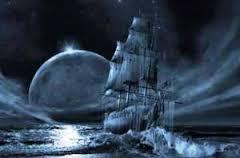 داستان های ارواح دریا !!