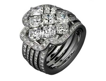 مدل های انگشترهای زیبا و بسیار شیک