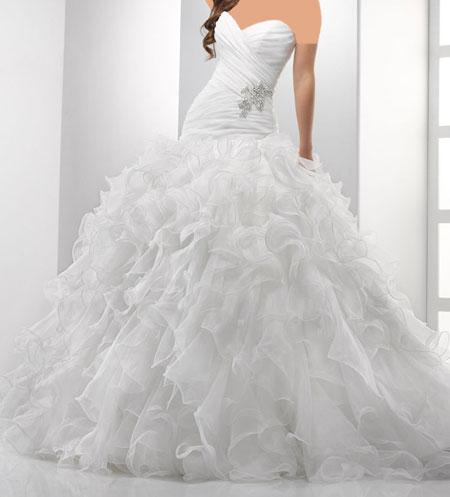 مدل های جدید و زیبای لباس عروس Midgley