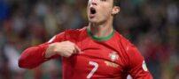 حرکت جنجالی فوتبالیست مشهور و عکس العمل جالبش