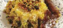 طرز تهیه برنج ایتالیایی