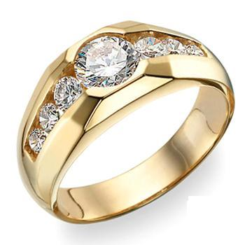 جدیدترین مدل طلا حلقه مردانه