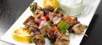 طرز تهیه کباب مرغ یونانی