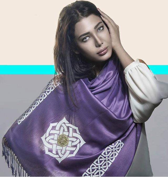 مدل های زیبای شال فرانسوی