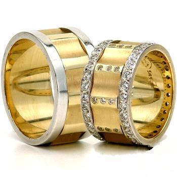 مدل های زیبای حلقه عروس و داماد