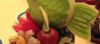 میوه آرایی های زیبا مخصوص مراسم