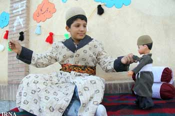 معرفی بازی های محلی استان لرستان