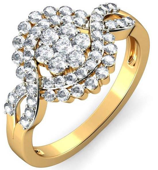 مدل انگشترهای زیبای زنانه