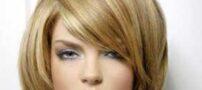 آموزش تصویری بافت یک طرفه موی دخترانه