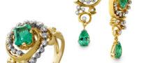 مدل های شیک ست جواهرات برند روسی