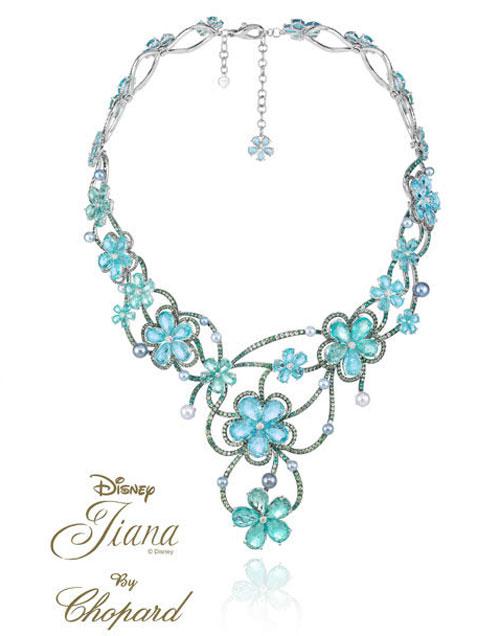 تصاویری از مدل جواهرات زیبای برند چوپارد