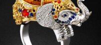 مدل های جدید و زیبای انگشتر حیوانات
