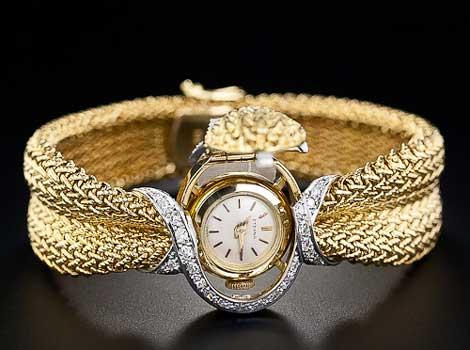 مدل های ساعت زنانه شیک
