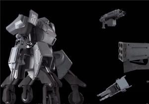 ربات 3 متری و غول پیکر ژاپنی + عکس