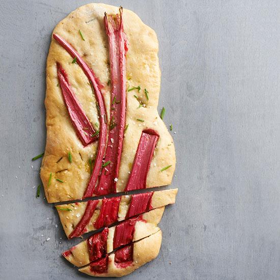 طرز تهیه نان ریواس