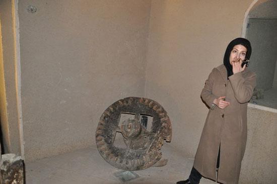 تصاویر عصارخانه شاهی که شما را به گذشته می برد