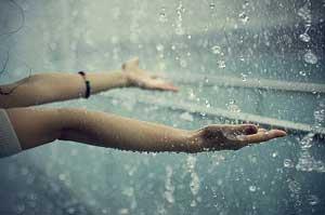 اس ام اس های مخصوص روزهای بارانی