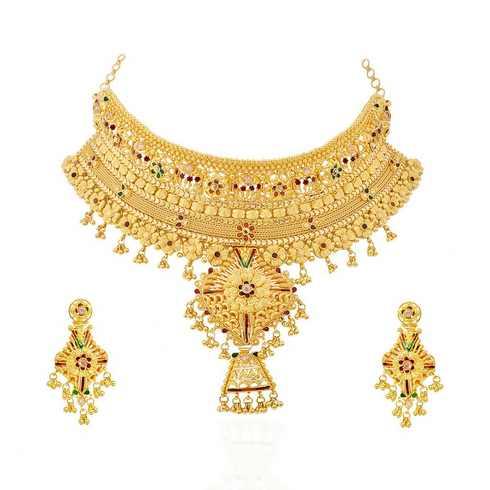 مدل های زیبا از سرویس طلای هندی