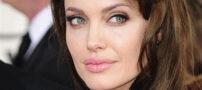 عکس هایی از چهره بدون آرایش آنجلینا جولی