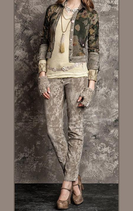مدل لباس های پاییزی و زمستانی اسپرت زنانه