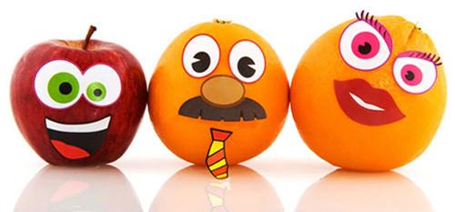 تست روانشناسی میوه ها (طنز)