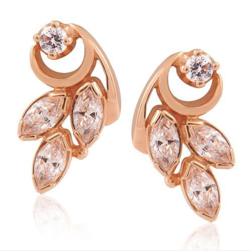 مدل های جدید و زیبای گوشواره های طلا و جواهر