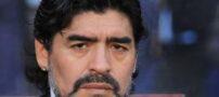 "پوستر جالب و دیدنی فیلم ""من مارادونا هستم"" (عکس)"