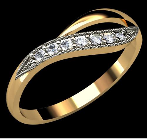 مدل انگشتر و حلقه عروس زیبا