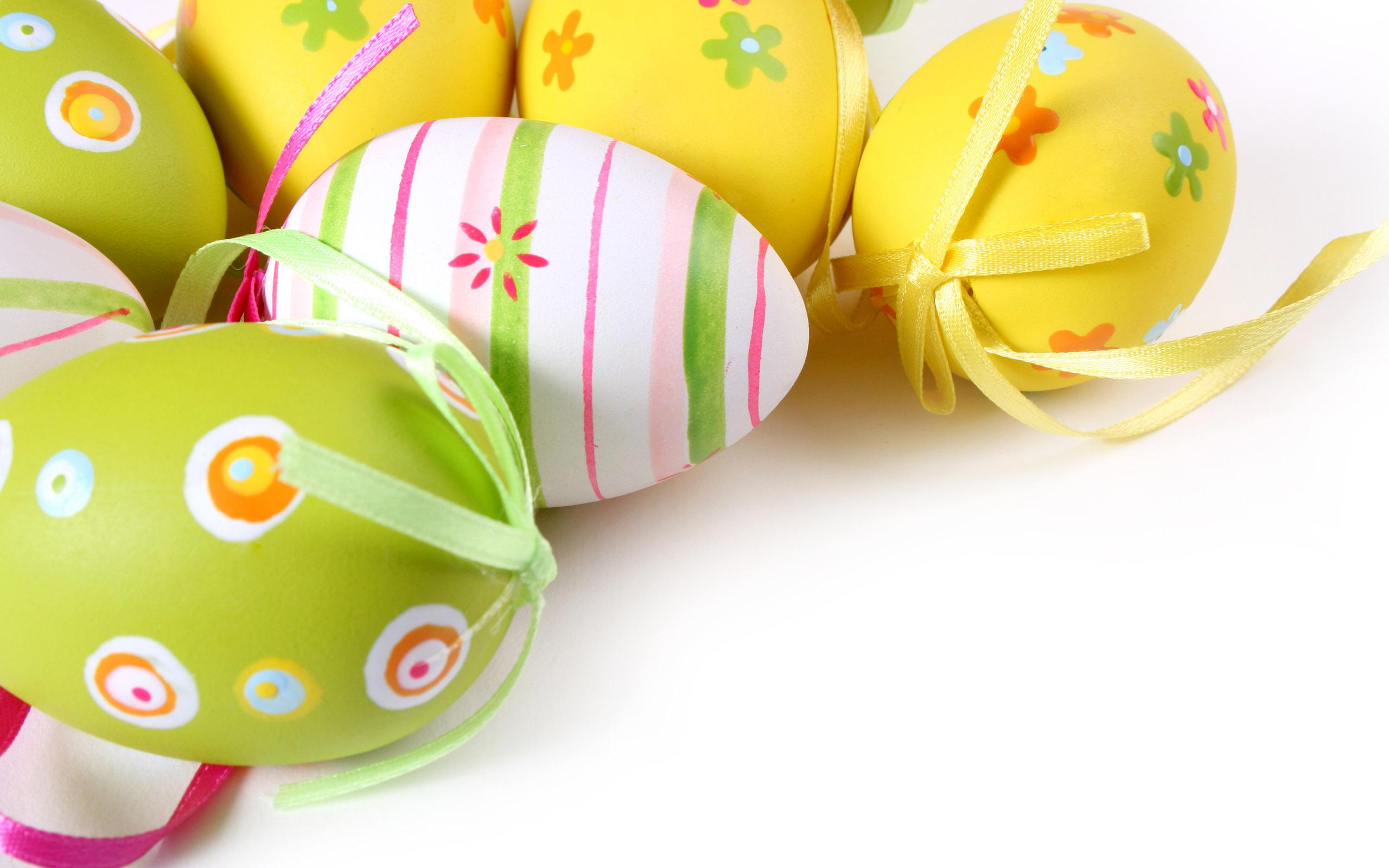 تخم مرغ رنگی های بسیار زیبا برای عید و کریسمس