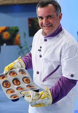 بیوگرافی سامان گلریز آشپز تلویزیون