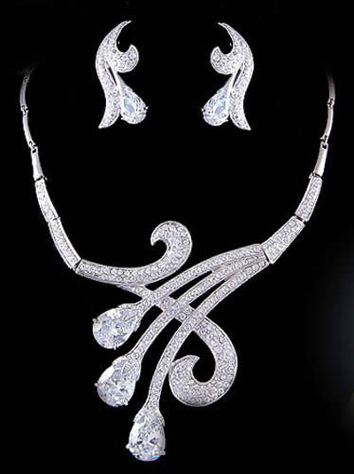 انواع جدید مدل سرویس طلا و جواهر