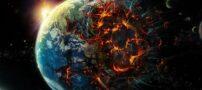تصویر پدیده پایان دنیا و وحشت مردم