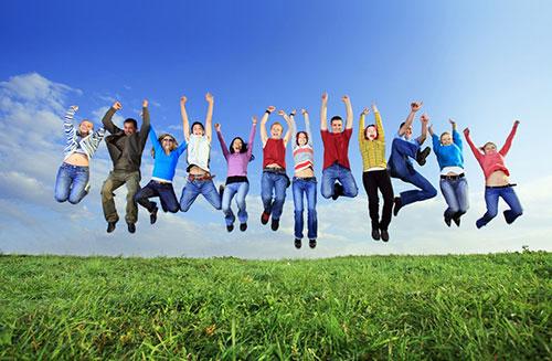 زندگی شاد چگونه داشته باشیم !