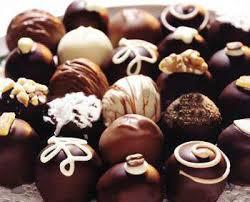 طرز تهیه شیرینی فندق و شکلات