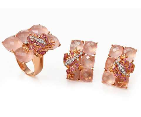 مدل های جدید از جواهرات و زیورآلات مجلسی