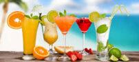 نوشیدنی های تابستانی