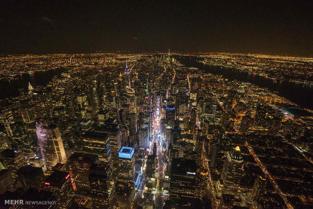 عکس هایی که از بالا گرفته شده !