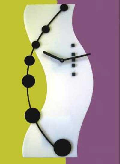 مدل های ساعت دیواری شیک و مدرن (عکس)