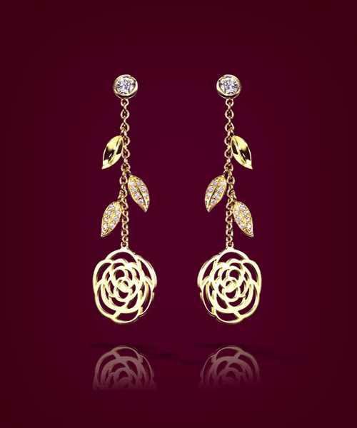 مدل های زیبا و گرانبها از جواهرات زنانه