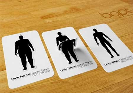 کارت ویزیت های جالب و خلاقانه