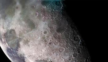 معمای مرکز کنترل بر روی ماه