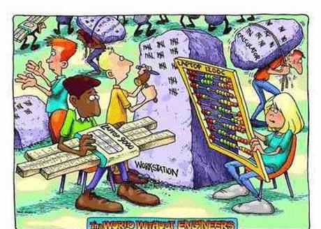کاریکاتورهای طنز ویژه روز مهندس