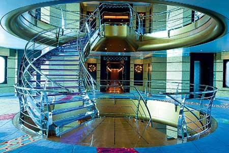 تفریح و لذت در کشتی های لوکس تفریحی
