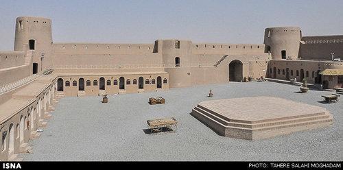 معرفی قلعه تاریخی بیرجند + عکس