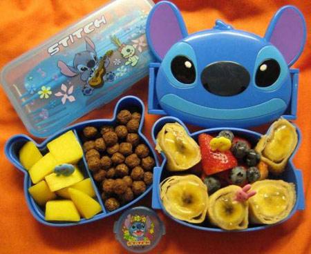 تزیین جالب و زیبای غذای کودکان