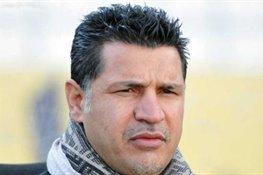 علی دایی در بین ستارگان تاریخ فوتبال (عکس)
