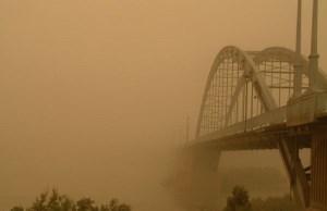 نکاتی برای سلامتی در گرد و غبار هوا