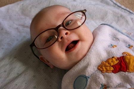عکسهای بامزه و خنده دار کودکان (2)