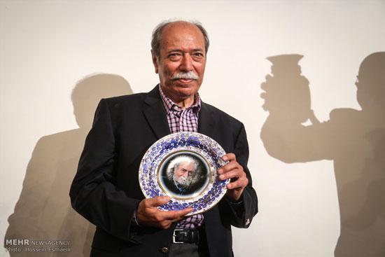 جشن 80 سالگی استاد علی نصیریان + تصاویر