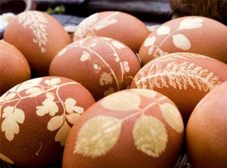 تزیین جالب تخم مرغ هفت سین با جوراب